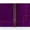 Gerbert de Montreuil, Le Roman de la Violette. Full Oasis goat leather with decorative tooling. 13 x 19,5 cm (5 x 7 1/2